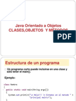 07 - Clases y Objetos en JAVA