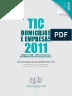 Tic Domicilios e Empresas 2011