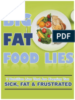 Big Fat Food Lies