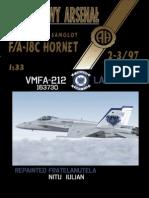 f 18 Vmfa 212 Lancers