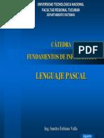 Entorno de Turbo Pascal