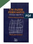 CORACINI, M. J. R. F. Um fazer persuasivo  o discurso subjetivo da ciê.pdcf