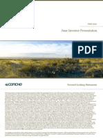 201206 Concho Investor Presentation