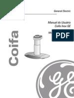 Manual do Usuário Coifa Inox GE - Modelo_JV98E6CSS GE.pdf