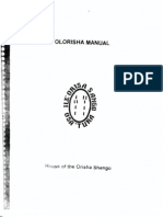 Olorisha Manual