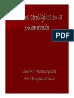 6.- Estudios Serologicos Embarazadas