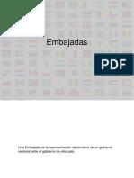 Embajadas