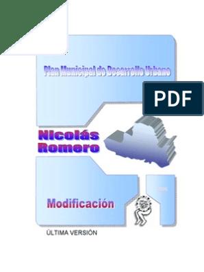 Mod Doc Nicolas Romero Planificación Roca Geología