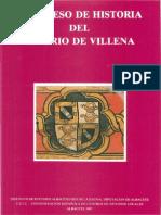 Congresso Sobre o Senhorio de Villena