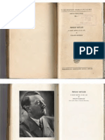 Bouhler, Philipp - Adolf Hitler - A short Sketch of his Life (1938, Text)