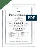 Franz Liszt - La Danza