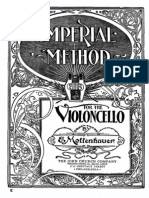Imperial Method for the Cello (Mollenhauer, Eduard)