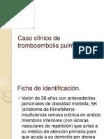 casoclnicodetromboemboliapulmonar-110213164049-phpapp01
