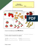 matematica 1º ciclo