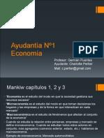 Ayudantía Nº1 economía