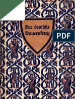 Brandt, Otto - Der deutsche Bauernkrieg (1929)