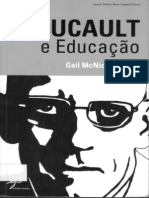 JARDINE Gail - Foucault e Educacao