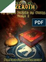 Um Mundo Forjado Em Guerra - Volume 1