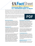 8.OSHA Factsheet Jobrelated