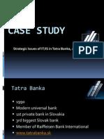 SIoITIS - Tatra Banka Presentation