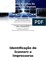 06 - Identificação de Scanners e Impressoras