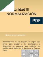 Normaliza Cion
