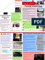 River Ward Leaflet Winter 2014