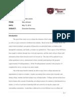ajohnsonexecutive summary-draft