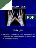 Aula- Artrite Reumatoide
