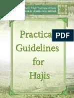 HAJ- Practical Guidelines for Hajis