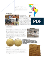 GEOGRAFIA ETNOGRAFIA ARQUEOLOGIA NUMANISTICA HERALTICA ECONOMIA ANTROPOLOGIA.docx