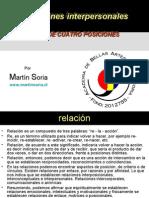 Relaciones Inter Personales Por Martin Soria
