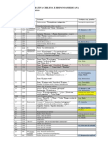 Calendario Narrativa 1'2013