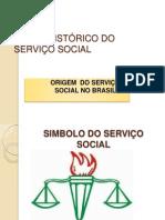 BREVE HISTÓRICO DO SERVIÇO SOCIAL