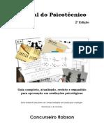 Manual do Psicotécnico - Segunda Edição