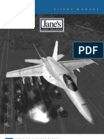 Janes F-18 Manual