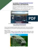 "INFO ttg (Kanaidi, SE., M.Si., cSAP) Pelatihan ""Effective CHARACTER BUILDING"" bagi para Karyawan PT. DENSO Indonesia di Hotel Mutiara-Pantai Carita, 29 Maret 2014"