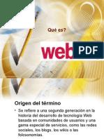 Quer es Web2