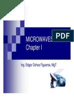 Microwaves Chapter I ALUMNO