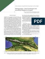 Goldbergbau in Südostgeorgien – Neue Forschungen zum frühbronzezeitlichen Bergbau in Georgien