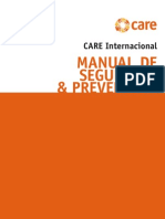 Spanish CARE International Safety and Security Handbook