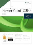 PowerPoint 2010 Basic (Student Manual) Mantesh
