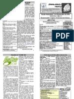 EMMANUEL Infos (Numéro 108 du 30 Mars 2014)