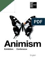 Anselm Franke - Animismus (Exhibition Booklet)