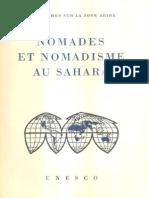 nomade et nomadisme