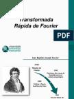 APP - Transformada Rápida de Fourier