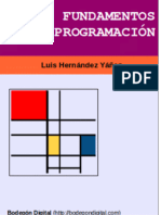 Fundamentos de La Programacion UCM 2014