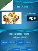 Escuela Hedonista