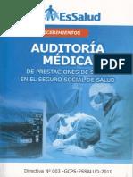 Audit Medic 2010
