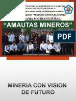 Programa Amautas Mineros 2013